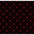 Polka dot seamless pattern Rhombus ornament 1 vector image