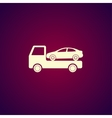 car evacuator Icon vector image