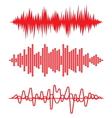 equalizer pulse1 vector image