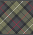 pastel color plaid classic seamless pattern vector image