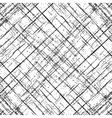 Grainy Distressed Diagonal vector image vector image