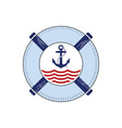 Nautical-Logo-380x400 vector image