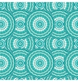 Ornamental seamless pattern background with many vector image