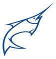 Fish icon3 vector image
