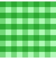 checkered cloth vector image