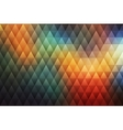 Abstract Geometrical Hipster Background vector image vector image