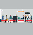 security check vector image vector image