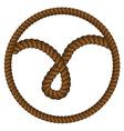 Rope Loop vector image