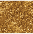 golden texture vector image