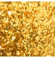 Abstract gold background with copy space EPS 8 vector image