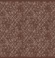 vintage grunge seamless pattern vector image