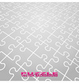 vector puzzle backgrounds vector image vector image