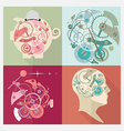 Time for ideas vector image vector image