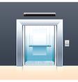 Passenger Elevator vector image vector image