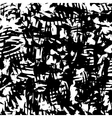 Texture Black And White vector image vector image