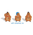 recruitment groundhog day vector image
