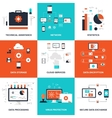 Technology Concepts vector image