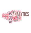 Wordcloud Business vector image