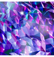 Abstract background Combination of triangle vector image vector image