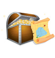 Treasure Box vector image
