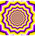 Abstract hypnotic optical vector image