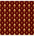 Fleur de Lis pattern vector image
