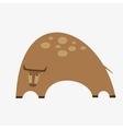 Bull Symbol vector image