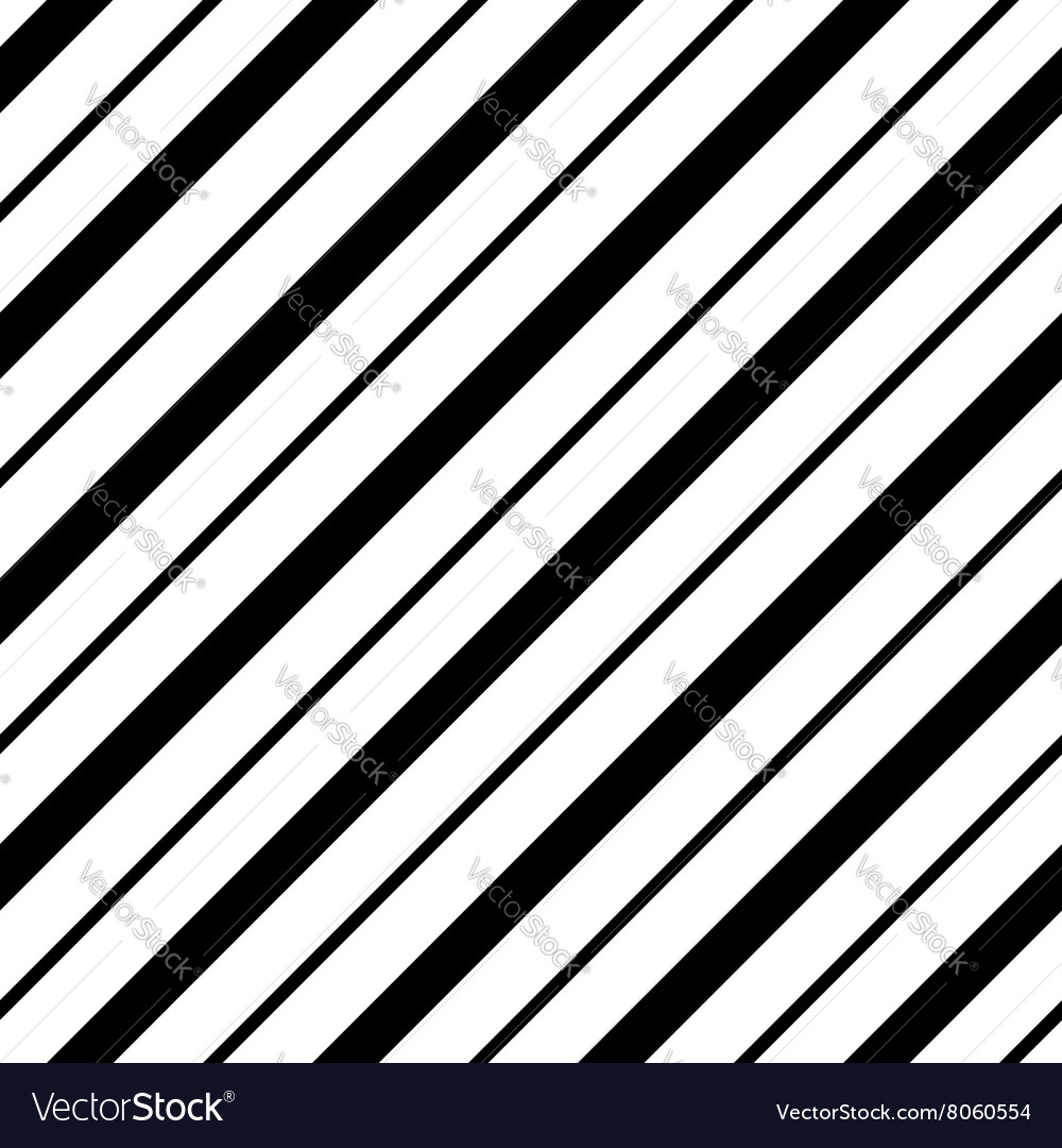 Striped seamless pattern vector