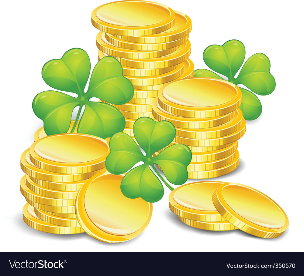 St patricks day symbol vector