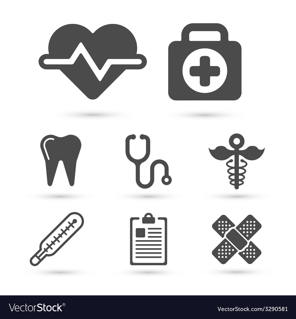 Medicine trendy icon for design element vector