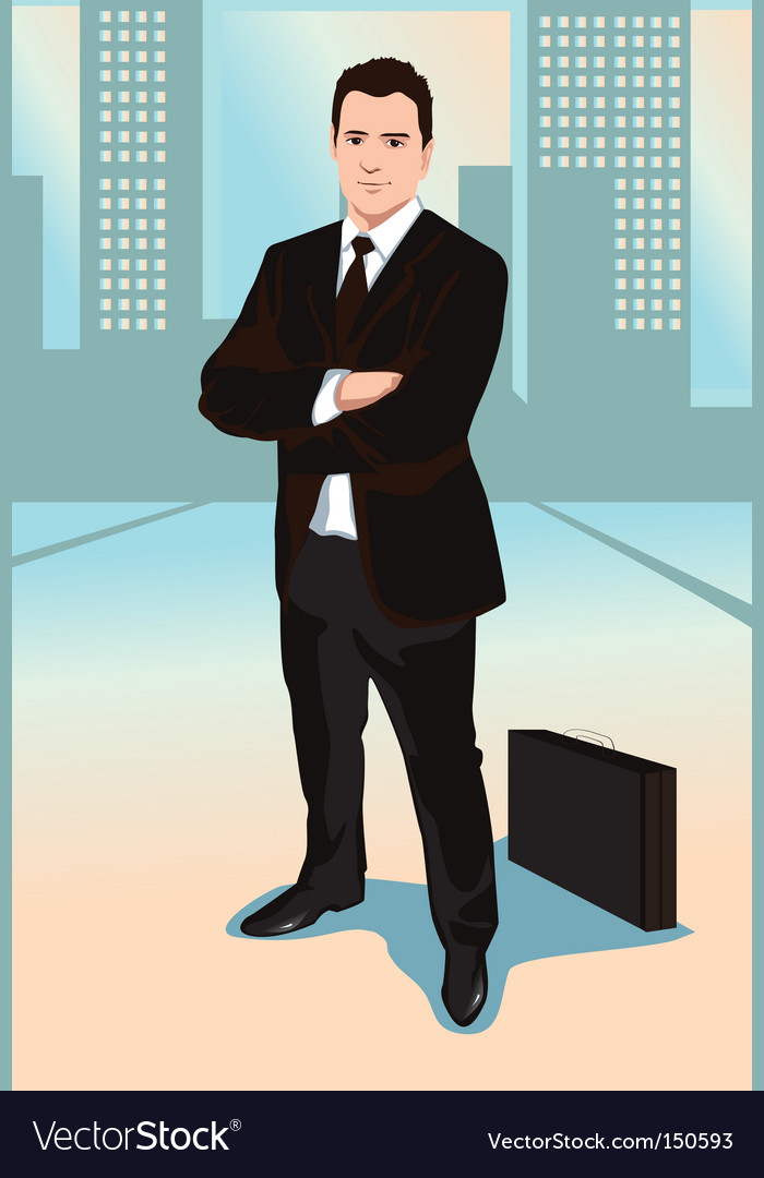 Business vector