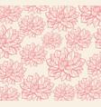 lotus pattern vector image
