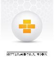construction icon vector image