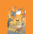 seasons autumn vector image