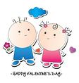 love kids vector image vector image