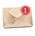 E-mail old new folder message vector image