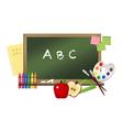 Education Symbols vector image vector image