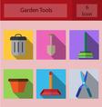 Garden tool vector image