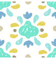 beautiful ornament background vector image