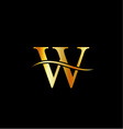 Alphabet logo vector image