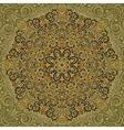 Beautiful Mandala Background vector image