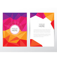 Corporate stationary Branding Template vector image