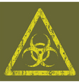 industrial symbol vector image vector image