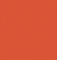background seamless pattern texture of red wool vector image