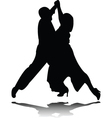 dance 5 vector image