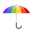 Colorful Umbrella vector image vector image