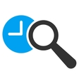 Find Time Icon vector image