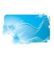 Splash Wave vector image