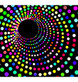 abstract background fashion vector image vector image