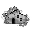 Farmhouse vector image